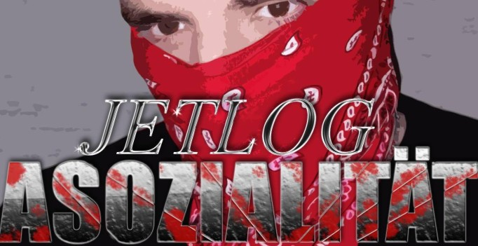 Jetlog Asozialität Banner